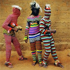 phyllis galembo photographer photography west african masquerade #african #masks #suits #ido