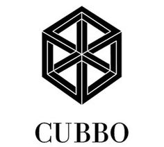 b / w — symbols. #logo #cube