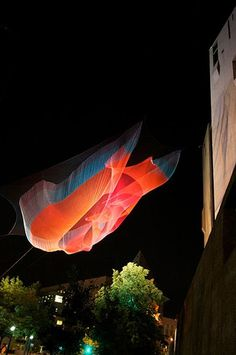 1.26 by Janet Echelman | TRIANGULATION BLOG #echelman #janet