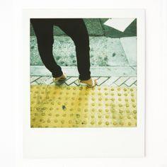 Arnaud Wacker #japan #polaroid #tokyo #heels #street #sx70 #high