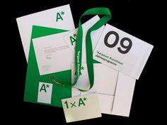 «Identity design for Aargauer Kunsthaus» (ca. 2011) by Elektrosmog (Valentin Hindermann & Marco Walser) #zrich #from #designers #print #design #walser #switzerland #valentin #elektrosmog #marco #hindermann #typography
