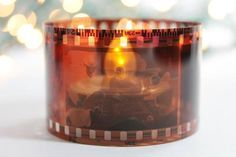 1017286_396606630450052_746630989_n.jpg 500×333 pixels #analog #upcycle #candle #film #light