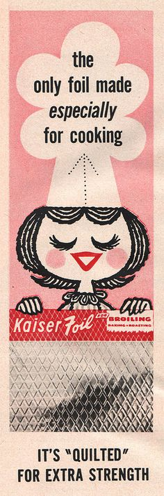 All sizes | Kaiser Foil ad | Flickr Photo Sharing! #illustration