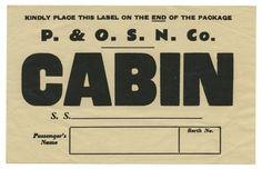 Alle Größen | Cabin | Flickr - Fotosharing! #type #font