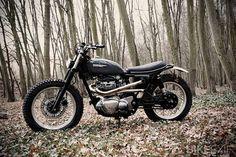 Kawasaki W650 #kawasaki #moto
