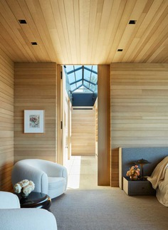 bedroom, Abramson Architects