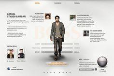 Erik Jonsson #webdesign