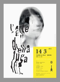 Theatre Poster on Behance