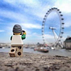 The Legographer 14 #miniature #photography #lego #photographer