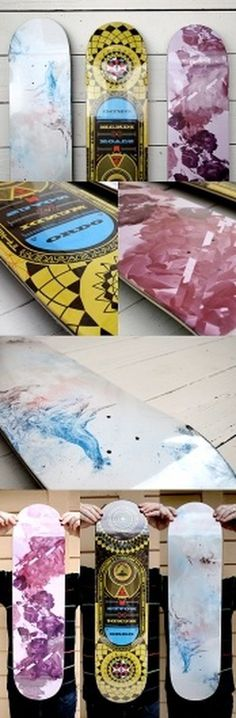 YASLY | Blog Of Man #design #skateboards