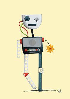 Radio Robot #radio #robot