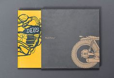The Book Of Deus – 2nd Edition | Deus America #print #book