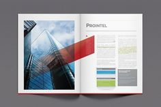PROINTEL on the Behance Network #design #editorial