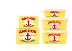 Anchor Butter | Elmwood — The world's most effective brand design consultancy #butter #elmwood #packaging