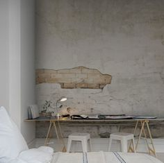 That table - Lovenordic Design Blog #interior #brick #nordic #design #architecture