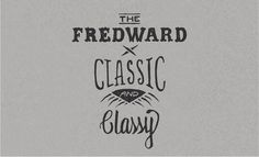 Handsome Cycles / The Fredward - Classic and Classy by Marina Groh #lettering #bicycle #knock #inc #marina #bike #custom #minneapolis #type #groh #hand #typography