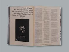 Folch Studio - Tiger magazine #4