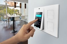 Wink Relay – Smart Home Wall Controller #tech #flow #gadget #gift #ideas #cool