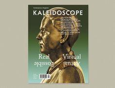 OK RM - Kaleidoscope #cover #magazine