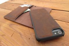 Sport Leather Wallet Case #tech #gadget #ideas #gift #cool