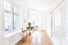 Room 1777 @ Autor Rooms by Mateusz Baumiller. Photo © Basia Kuligowska & Przemek Nieciecki. #hotel #nook #minimalism #autorrooms