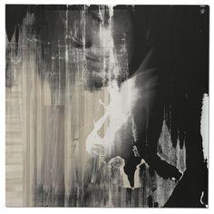 Iskra Print Collective | The Vital Spark #monotone #screenprint #texture