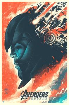 Avengers Endgame Fan Art Poster
