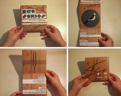Microsonidos - Ana #print #design #graphic #bird