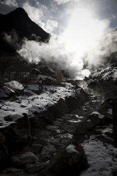 On & Beyond - Part 2 #photography #mountains #steam