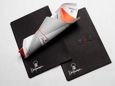 Tumblr #branding #print #design #simple #logo #letterhead #personal #innovative
