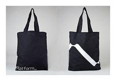 pentagram platform 2 #bag #tote