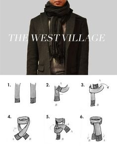 westvillage(twicearoundascot)_diagram_full #scarf #lapel #black