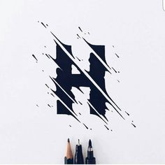 Cool looking H by @_carlossiqueira