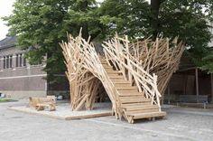 Curo Garden (1) #pavilion #architecture