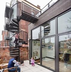 Findlay Neighborhood Residence, PLATTE Architecture + Design 14