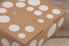 illustrated parcel