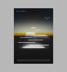Loscil #tour #art #poster #landscape