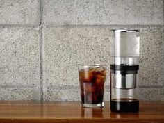 Using the drip method, BeanPlus makes richer Dutch Style Cold Brew in 4 hours.