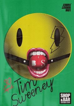Tim Sweeney poster - Young & Fresh #design #graphic #poster