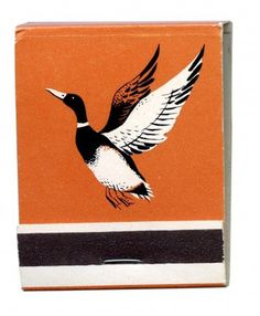tumblr_mrt6brcdEz1qglngho1_400.jpg (363×440) #illustration #matches #vintage #duck