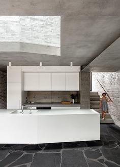 kitchen / Benn & Penna Architects
