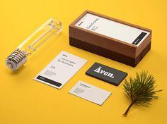 Aven « Miles Chic #branding #miles #designer #design #chic #student