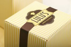 Laura Anderson - Designer #packaging #cupcakes #branding