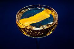 Desgin Gin - French 75 #cocktail #cocktails #alcohol #photography #desgin