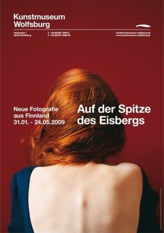redhead luv #helvetica #poster #swiss #grid