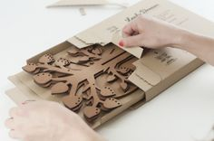 leafy dream packaging design 6 #packaging #paper