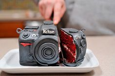 Untitled | Flickr - Photo Sharing! #cake #camera #photography #food