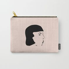 lady lady Carry-All Pouch