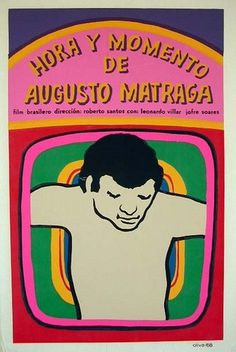 Voices Of East Anglia: 1960s Cuban Film Posters #print #design #illustration #poster #art