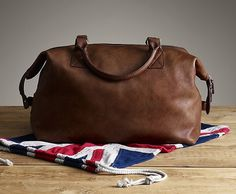 English Rugby Bag #fancy